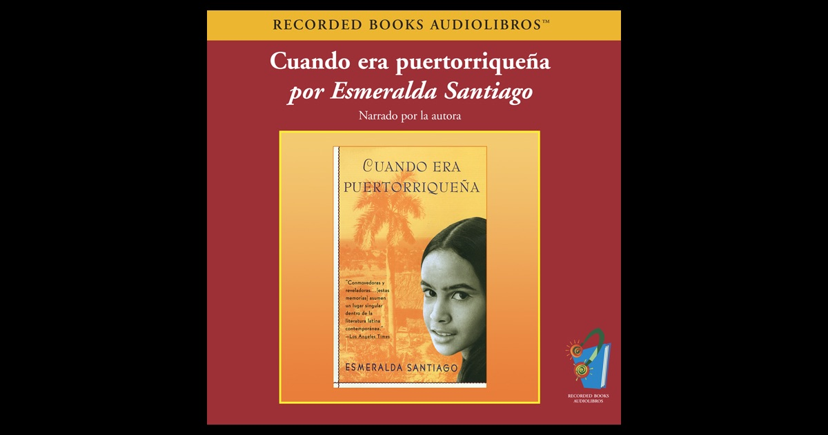 when i was puerto rican book Denis, whose mother is puerto rican, says the book would not have been  possible without several decades of personal interest and the.