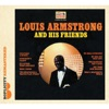 Louis Armstrong and His Friends ジャケット写真