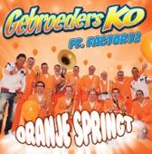 Oranje Springt (feat. Factor 12)