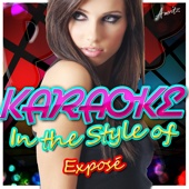 Karaoke - In the Style of Exposé - EP