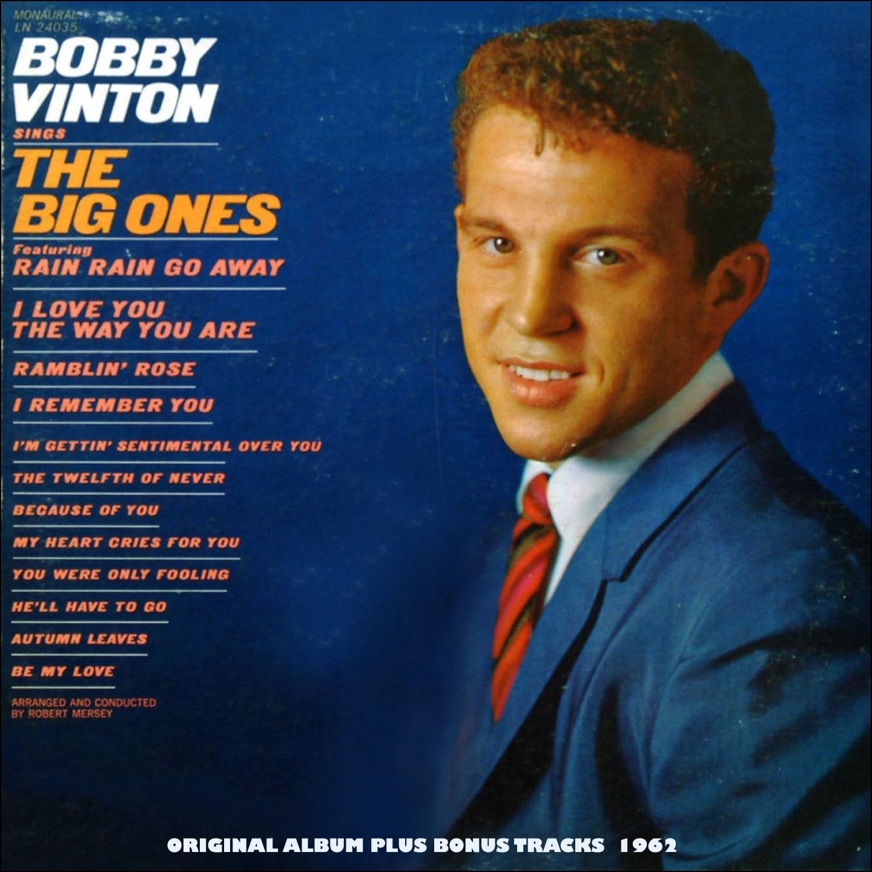 bobby vinton albums youtube