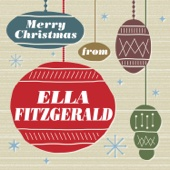 Merry Christmas from Ella Fitzgerald - EP cover art