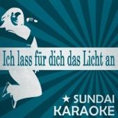 Ich lass für dich das Licht an (Karaoke Version) [Originally Performed By Revolverheld]