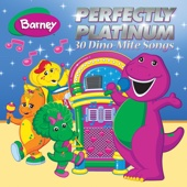 Barney - Perfectly Platinum - 30 Dino-Mite Songs artwork