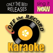 I Will Follow You into the Dark (In the Style of Death Cab for Cutie) [Karaoke Version]