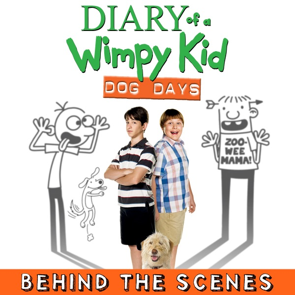 Listen To Episodes Of Diary Of A Wimpy Kid Dog Days