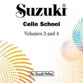 Suzuki Cello School, Vols. 3 & 4