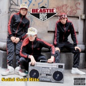 Solid Gold Hits - Beastie Boys Cover Art