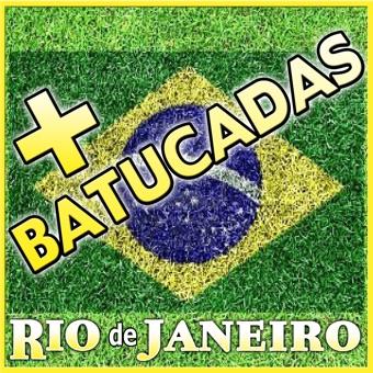 + Batucadas. Río de Janeiro – Estudios Talkback & Escola Do Samba