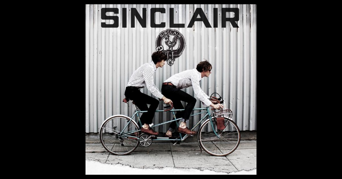 meet sinclair singles It's the single biggest moment of louis sinclair's sailing career grinder – the engine of the space ship meet the teams gunning for the america's cup.