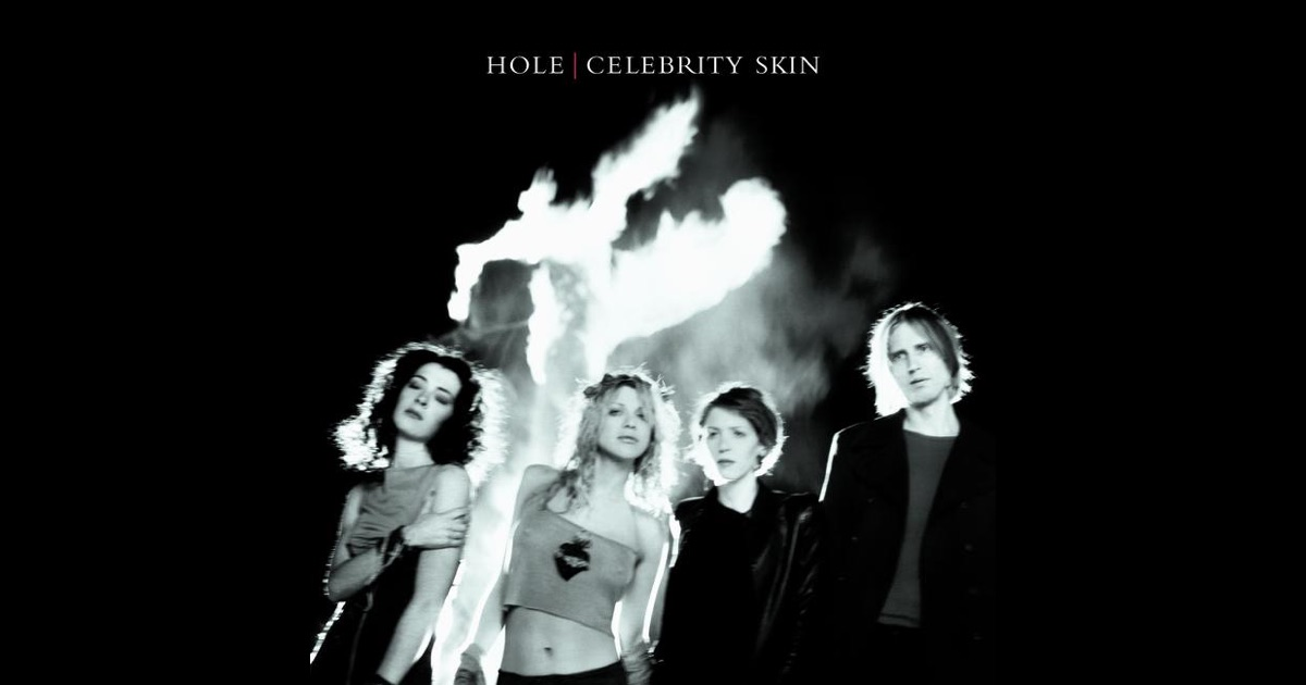Hole - Celebrity Skin (CD) - Amoeba Music