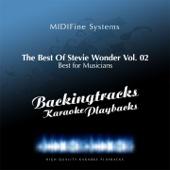 Overjoyed ((Originally Performed by Stevie Wonder) [Karaoke Version])
