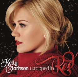 View album Wrapped In Red
