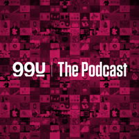 Podcast cover art for The 99U Podcast