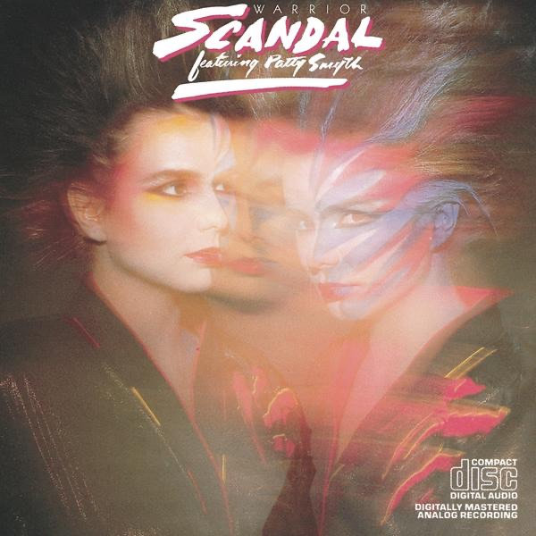 Warrior by Scandal