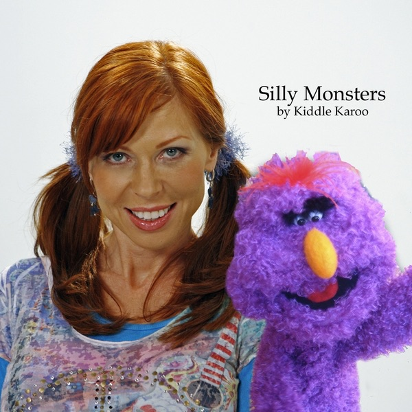 Silly Monsters by Kiddle Karoo
