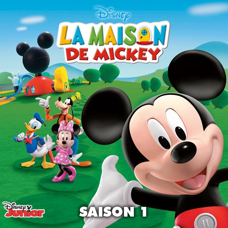 La maison de mickey saison 1 sur itunes for 7 a la maison saison 8