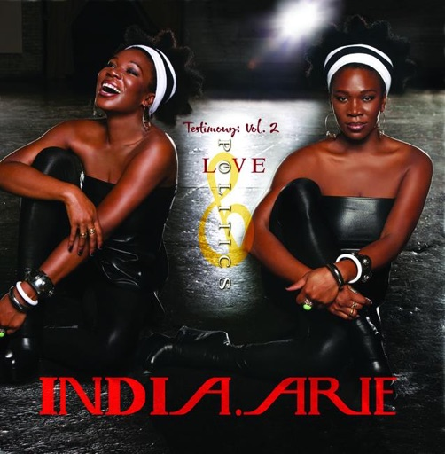 A Beautiful Day - India.Arie