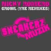 Growl (The Remixes) - Single