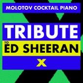 Tribute to Ed Sheeran: X