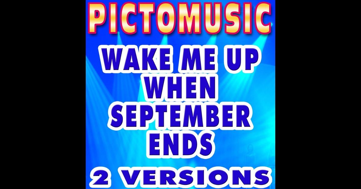 Karaoke september ends song