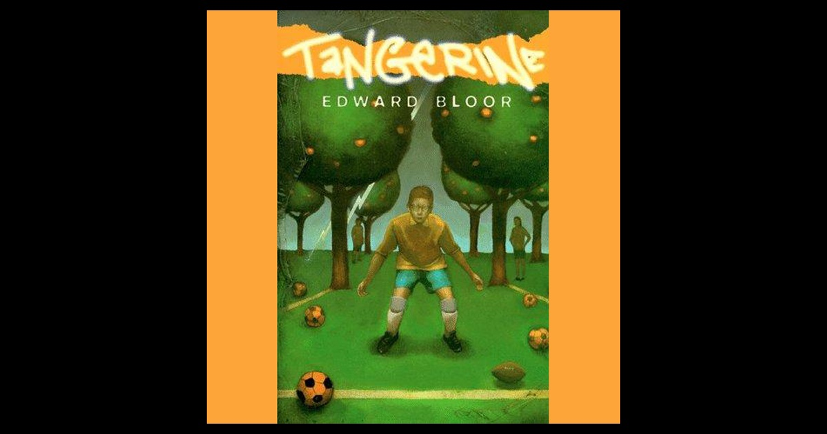 "bloor book essay tangerine My summary of the book tangerine by edward bloor tangerine tangerine literary analysis essay ""what's the just like what edward bloor did in tangerine."