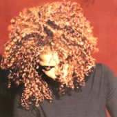 Janet Jackson - The Velvet Rope  artwork