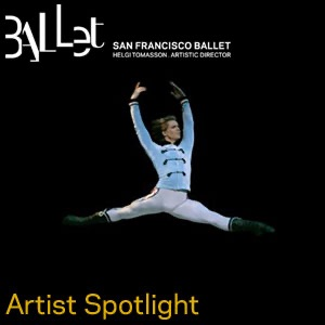 San Francisco Ballet Artist Spotlight