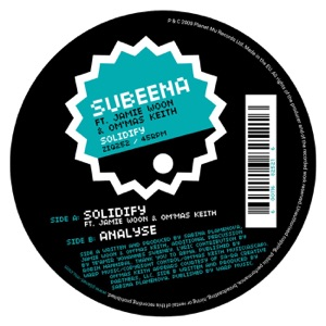 Subeena - Solidify - Single
