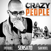 Crazy People - Single