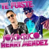 Te Fuiste (Version Marseillais) - Single