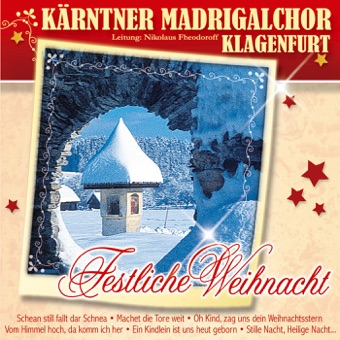 Festliche Weihnacht – Kärntner Madrigalchor Klagenfurt [iTunes Plus AAC M4A] [Mp3 320kbps] Download Free
