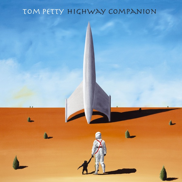 Highway Companion Tom Petty CD cover