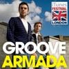 iTunes Festival: London 2007 - EP, Groove Armada