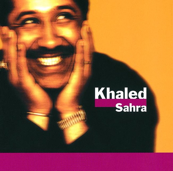 Sahra Khaled CD cover