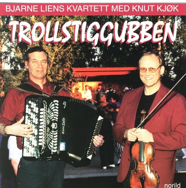 Trollstiggubben Bjarne Liens kvartett med Knut Kjøk CD cover