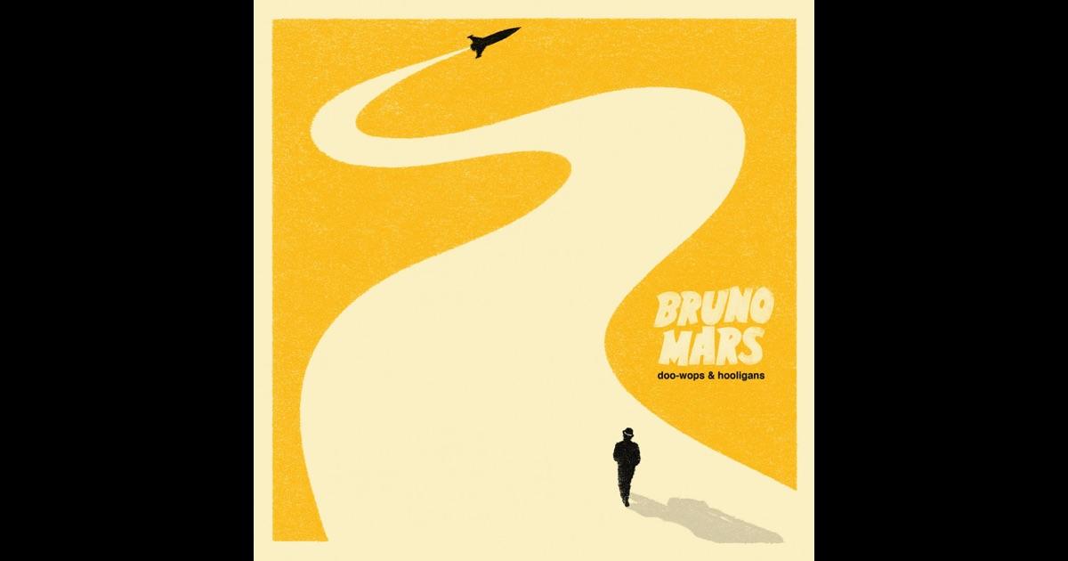 Bruno mars doo wops and hooligans album