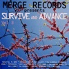 Survive and Advance Vol. 3: A Merge Records Compilation ジャケット画像