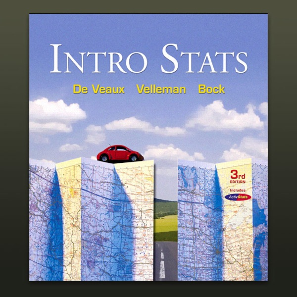 Intro Stats, 3e and Stats: Data and Models, 3e