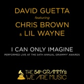 I Can Only Imagine (feat. Chris Brown & Lil Wayne ) [Live At the 54th Annual Grammy Awards] - Single cover art