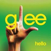 Hello (Glee Cast Version) [feat. Jonathan Groff] - Single