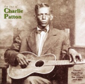 The Best of Charlie Patton - Charley Patton Cover Art