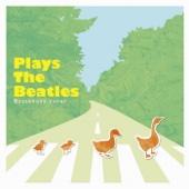 Plays The Beatles Bossanova cover