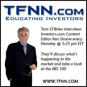 TFNN - Interviews with Ken Hoover of Investors.com
