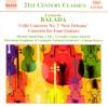 Cello Concerto No. 2 & Concerto For Four Guitars