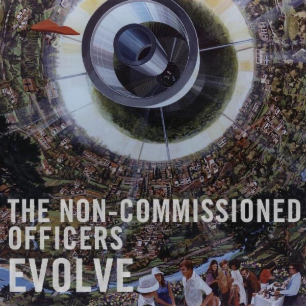 Evolve - Single The Non-Commissioned Officers CD cover
