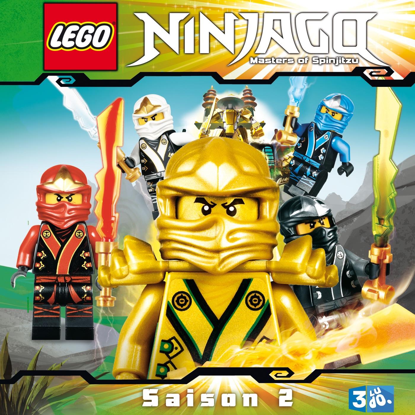 Lego ninjago saison 2 on itunes - Lego ninjago nouvelle saison ...