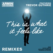 This Is What It Feels Like (feat. Trevor Guthrie) [Remixes] cover art