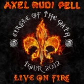 Live on Fire cover art