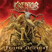 Kreator - Death to the World artwork